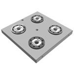 Picture for category ZPS 4-Way Clamping Station