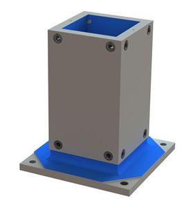 Picture for category Ball Lock® 4 Sided Tooling Columns Metric