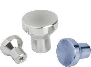 Picture of MUSHROOM KNOBS, STAINLESS STEEL, INCH